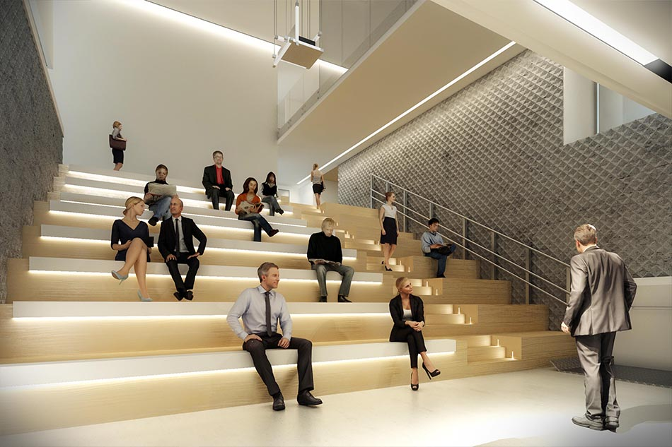 SLOT PARTICIPATED AT THE COMPETITION FOR THE NEW LEGISLATIVE MUSEUM : SLOT STUDIO